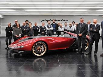 Ателье Pininfarina впервые за восемь лет получило прибыль