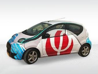Израильтяне научат машины ездить на алюминии