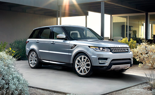 Range Rover Sport стал семиместным