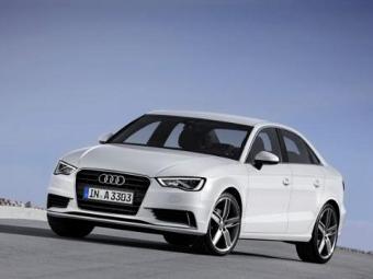 Audi A3 стал седаном