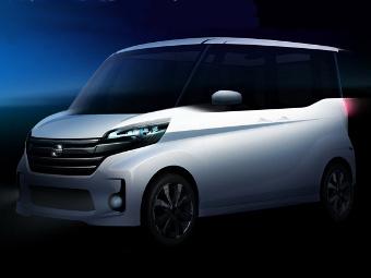 """Nissan выпустит """"супервысокий"""" городской автомобиль"""