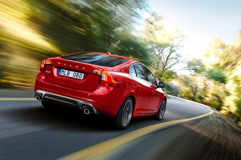 Модели S60, V60 и XC60 получили спорт-пакет R-Design
