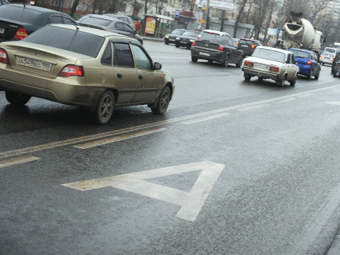 """Москва отказалась от ограждения """"выделенок"""""""