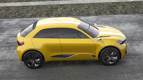 На моторшоу в Сеуле дебютировал 204-сильный прототип Kia Cub. Фото 3