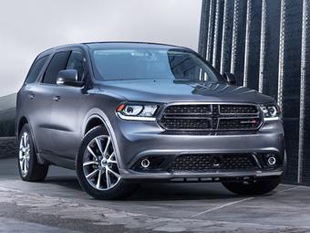 """Dodge Durango оснастили 8-ступенчатым """"автоматом"""""""