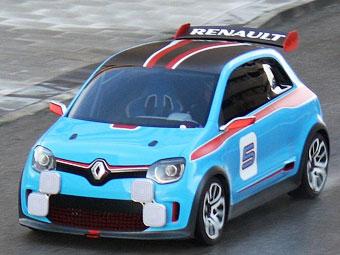 Renault создаст среднемоторный компакт-кар с задним приводом