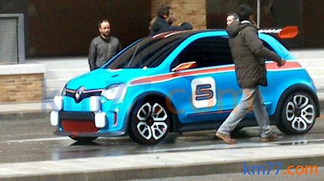 Французы выпустят современную интерпретацию Renault 5 Turbo. Фото 1