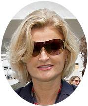 Десять самых влиятельных женщин в Формуле-1. Фото 1