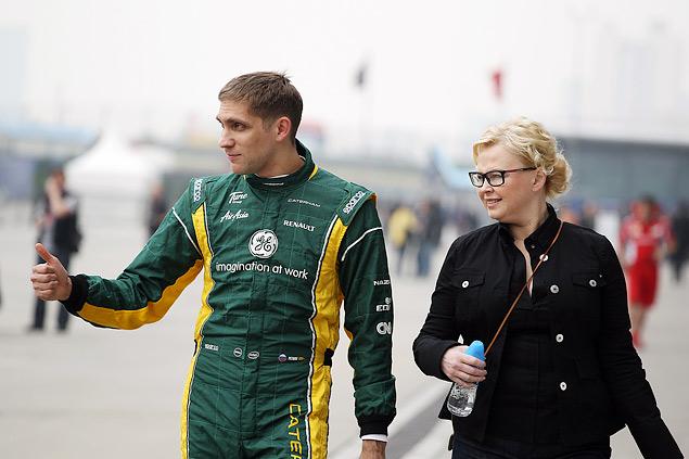 Десять самых влиятельных женщин в Формуле-1. Фото 15