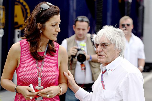 Десять самых влиятельных женщин в Формуле-1. Фото 19
