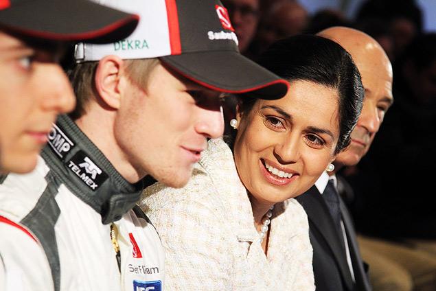 Десять самых влиятельных женщин в Формуле-1. Фото 39
