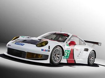 Porsche подготовила 911-й для гонок на выносливость