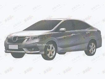 """""""Хонда"""" запатентовала дизайн нового седана"""