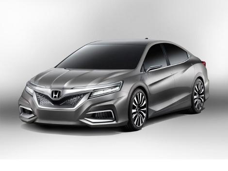 Японцы запустят в серию модель по мотивам концепт-кара Honda Concept C. Фото 2