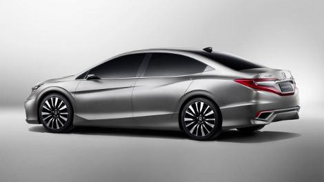 Японцы запустят в серию модель по мотивам концепт-кара Honda Concept C. Фото 3