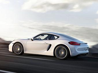Porsche выпустит экстремальный Cayman