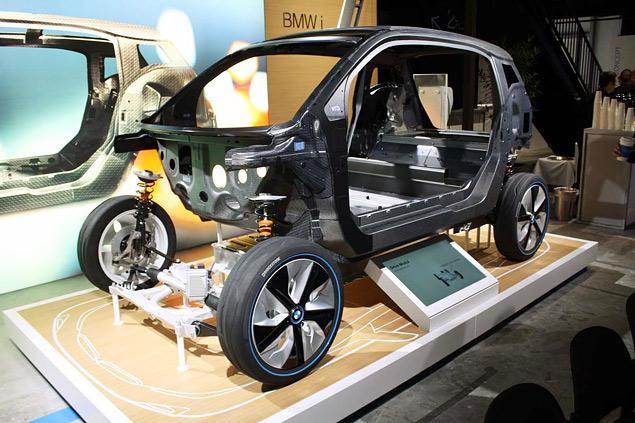 Все, что вы хотели знать об электромобиле BMW i3. Фото 2