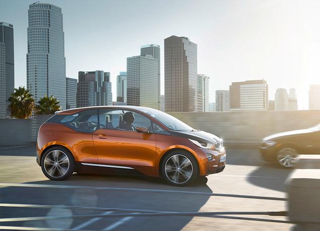 Все, что вы хотели знать об электромобиле BMW i3. Фото 6