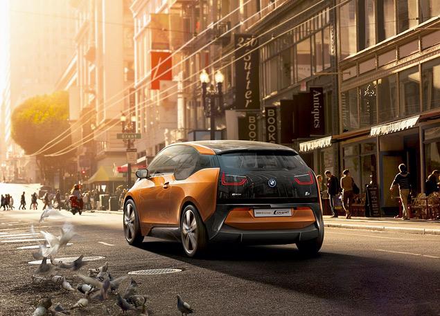 Все, что вы хотели знать об электромобиле BMW i3. Фото 7