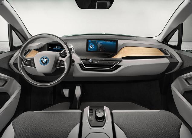 Все, что вы хотели знать об электромобиле BMW i3. Фото 16