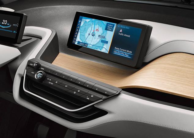 Все, что вы хотели знать об электромобиле BMW i3. Фото 17