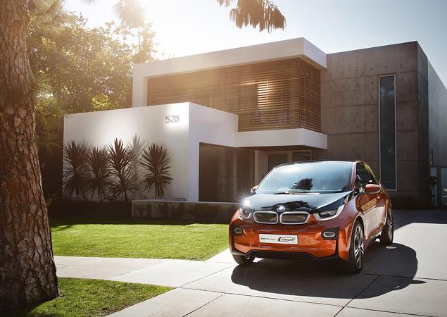 Все, что вы хотели знать об электромобиле BMW i3. Фото 21