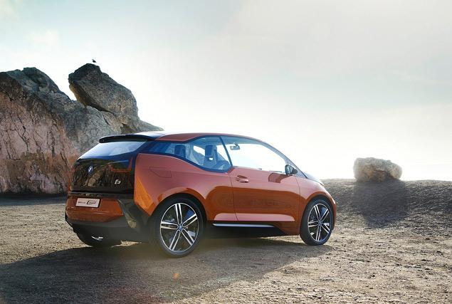 Все, что вы хотели знать об электромобиле BMW i3. Фото 22