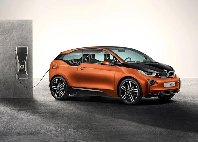 Все, что вы хотели знать об электромобиле BMW i3. Фото 25