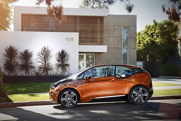 Все, что вы хотели знать об электромобиле BMW i3. Фото 28