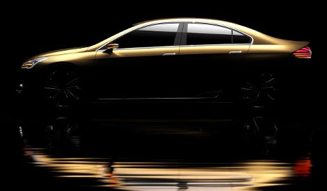 Премьера концепта-кара Authentics состоится на автосалоне в Шанхае