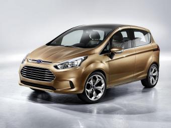 Ford привезет в Россию новую модель