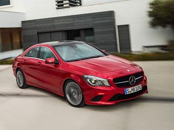 Mercedes-Benz назвал рублевую стоимость седана CLA