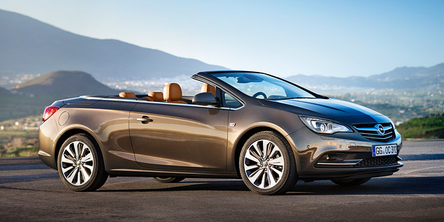 Тест-драйв большого кабриолета Opel Cascada
