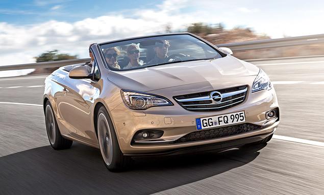Тест-драйв большого кабриолета Opel Cascada. Фото 5