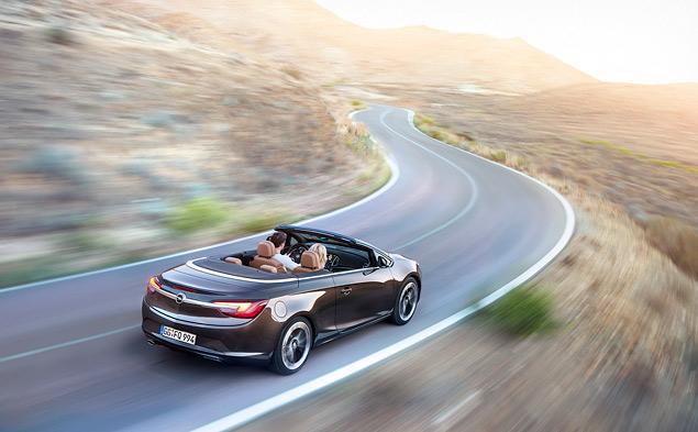 Тест-драйв большого кабриолета Opel Cascada. Фото 6