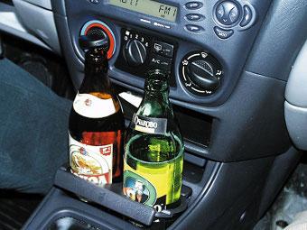 Депутаты предложили отбирать автомобили у пьяных водителей