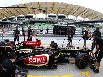Три топ-команды Формулы-1 уличили в нарушении регламента