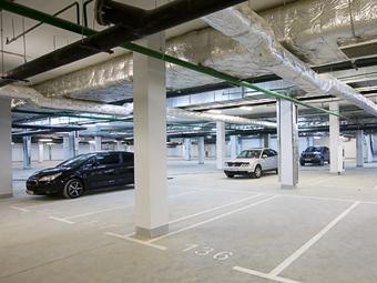 У станций московского метро построят десятиэтажные подземные парковки