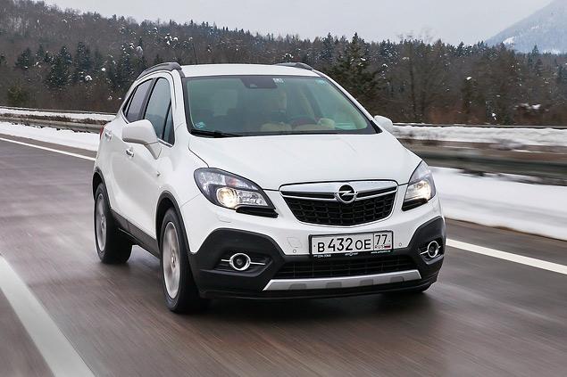 Тестируем Opel Mokka, созданный специально для российского рынка. Фото 3
