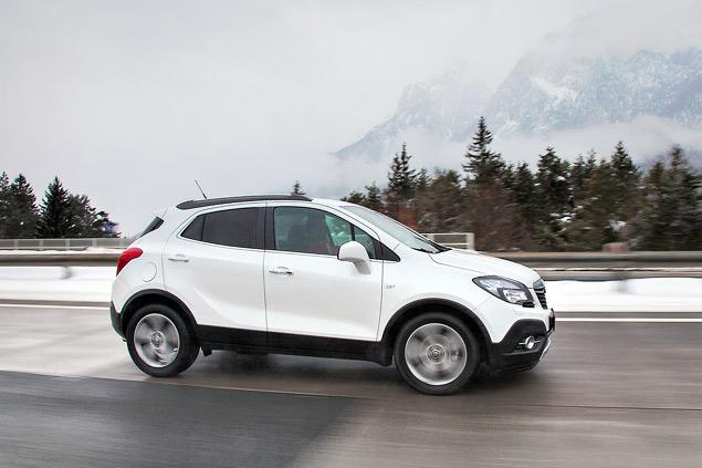 Тестируем Opel Mokka, созданный специально для российского рынка. Фото 4