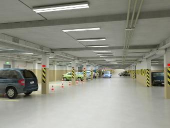 Места на московских подземных парковках можно будет забронировать по интернету