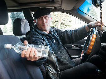 Правительство одобрило 15-летнее лишение прав за пьяную езду