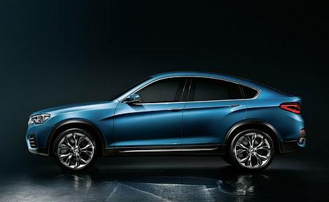 BMW привезет в Шанхай новый компактный кроссовер