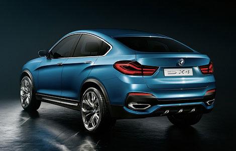 BMW привезет в Шанхай новый компактный кроссовер. Фото 1