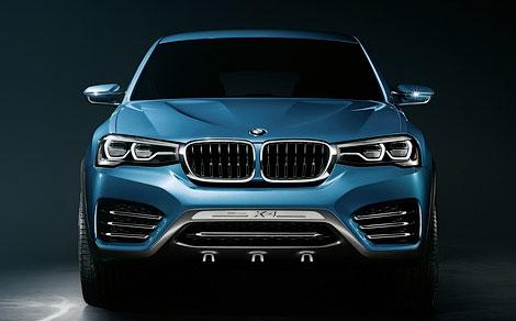 BMW привезет в Шанхай новый компактный кроссовер. Фото 2