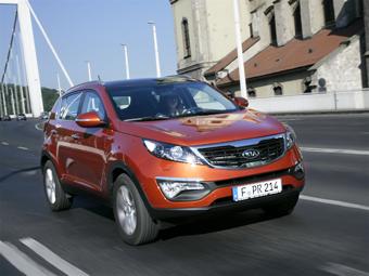 Kia отзовет в России 50 тысяч машин