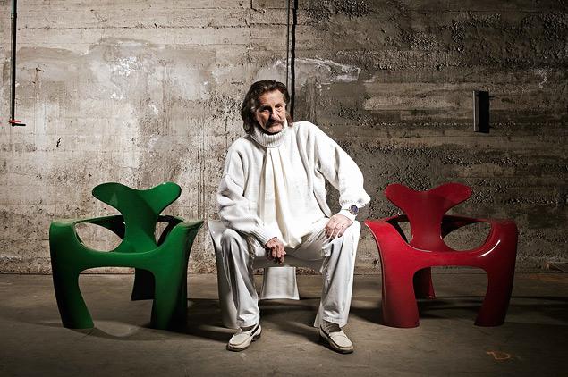 Самые безумные концепт-кары Луиджи Колани