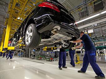 Китайцы будут строить автомобили на платформах Mercedes-Benz