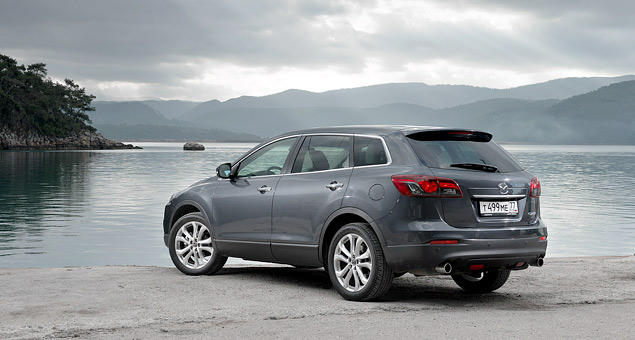 Сможет ли Mazda CX-9 обосноваться в России со второй попытки?. Фото 1