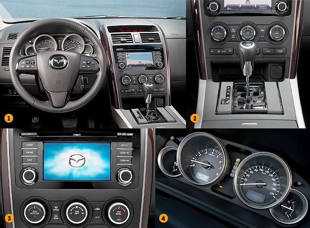 Сможет ли Mazda CX-9 обосноваться в России со второй попытки?. Фото 3